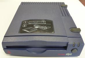 Iomega ZIP 100 SCSI (COM.ALM.MAC.0014.D) (1994)