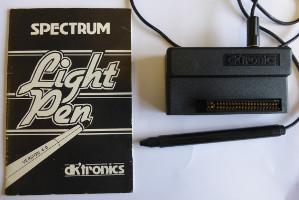 DK'Tronics Light Pen (COM.INT.SPEC.0026.P) (1983)