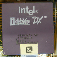 Intel 486DX-50 (COM.PRO.PC.0019.D) (1992)