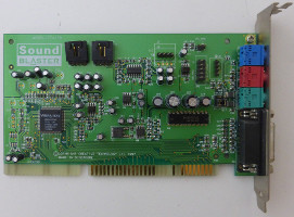 Sound Blaster 16 WavEffects (COM.SND.PC.0006.P) (1997)