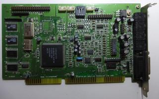 Sound Blaster 16 (COM.SND.PC.0007.P) (1995)