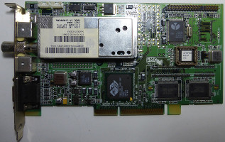 ATI ALL-IN-WONDER Pro 8MB (COM.VID.PC.0003.P) (1998)