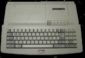 Amstrad 464 Plus (1990) (ORD.0072.P/Funciona/Todocoleccion/31-08-2018)