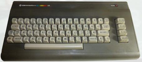 Commodore 16 (1984) (ORD.0046.P/Funciona/Ebay/10-12-2016)