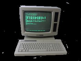Amstrad PCW 8512 (1985) (ORD.0078.P/Funciona/Ebay/12-05-2019)
