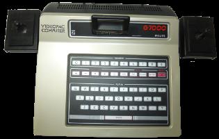 Philips Videopac G7000 (1979) (ORD.0061.P/Funciona/Ebay/06-02-2018)