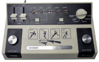 Soundic TVG SD-01 (1977) (ORD.0094.P/Funciona/Ebay/26-01-2017)