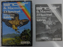 SURVIVAL (Spectrum)(1984)