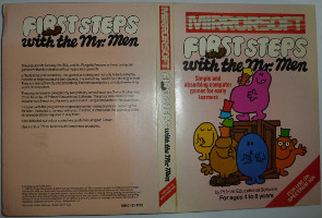 FIRST STEPS WITH THE MR. MEN (Spectrum)(1983)