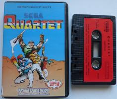 QUARTET (Amstrad CPC)(1987)