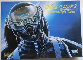 CHUCK YEAGER'S: ADVANCED FLIGHT TRAINER (Amstrad CPC)(1989)