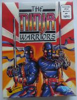 THE NINJA WARRIORS (Amstrad CPC)(1990)