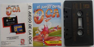EL JUEGO DE LA OCA (Amstrad CPC)(1989)
