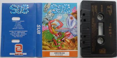SUB (Amstrad CPC)(1988)