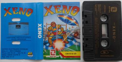 XENO (Amstrad CPC)(1988)
