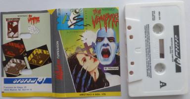 NOSFERATU – THE VAMPYRE (Amstrad CPC)(1988)