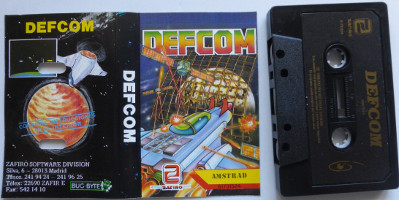 DEFCOM (Amstrad CPC)(1988)