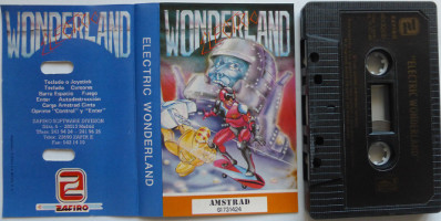 ELECTRIC WONDERLAND (Amstrad CPC)(1988)