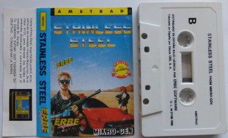 STAINLESS STEEL (Amstrad CPC)(1986)