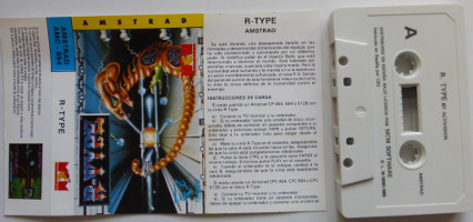 R-TYPE (Amstrad CPC)(1989)