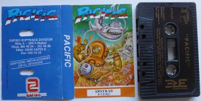 PACIFIC (Amstrad CPC)(1988)