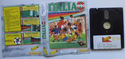 ITALIA 1990 (Amstrad CPC)(1990)