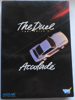 THE DUEL TEST DRIVE II – ACCOLADE (Amstrad CPC)(1989)