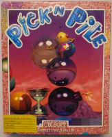 PICK'N PILE (Amstrad CPC)(1990)