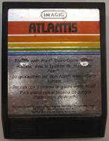 ATLANTIS (Atari 2600)(1982)