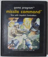 MISSILE COMMAND (Atari 2600)(1981)