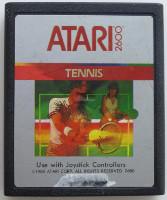 TENNIS (Atari 2600)(1986)