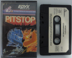 PITSTOP (Commodore)(1983)