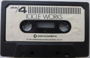 ICICLE WORKS (Commodore Plus/4)(1985)