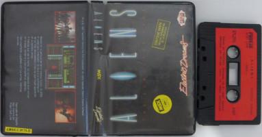 ALIENS (MSX)(1987)