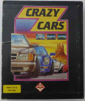 CRAZY CARS (MSX)(1987)