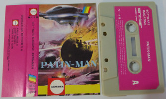 PATIN MAN (Spectrum)(1985)