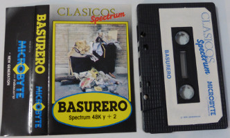 BASURERO (Spectrum)(1985)
