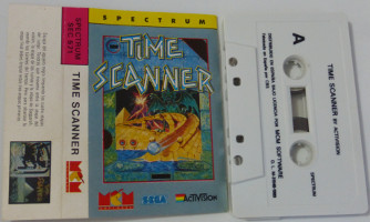 TIME SCANER (Spectrum)(1989)