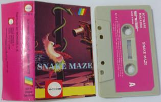 SNAKE MAZE (Spectrum)(1985)