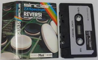 REVERSI (Spectrum)(1982)