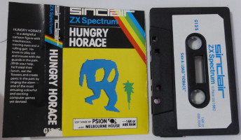 HUNGRY HORACE (Spectrum)(1982)