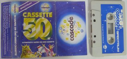 50 FANTASTIC GAMES ON ONE CASSETTE (Spectrum)(1983)