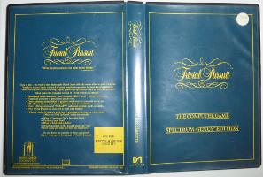 TRIVIAL PURSUIT: GENUS EDITION (SPECTRUM/CBM/AMSTRAD) (Spectrum)(1986)