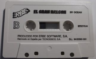 EL GRAN HALCÓN (Spectrum)(1991)