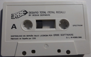 DESAFIO TOTAL (Spectrum)(1991)