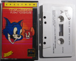 TOM & JERRY (Spectrum)(1989)