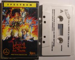 VIAJE AL CENTRO DE LA TIERRA (Spectrum)(1989)