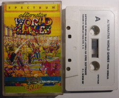 ALTERNATIVE WORLD GAMES (Spectrum)(1987)