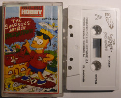 THE SIMPSONS: BART VS THE SPACE MUTANTS (Spectrum)(1991)