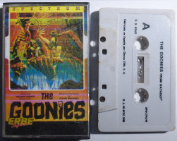 THE GOONIES (Spectrum)(1986)